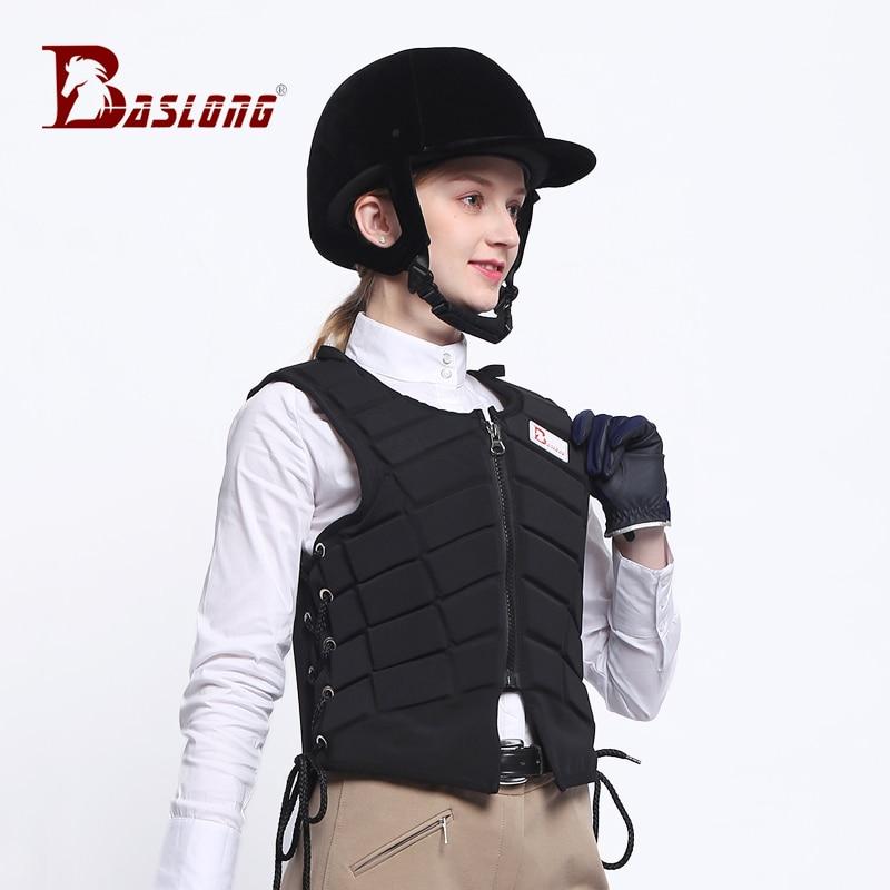 Quality Equestrian Armor Vest Riding Suit