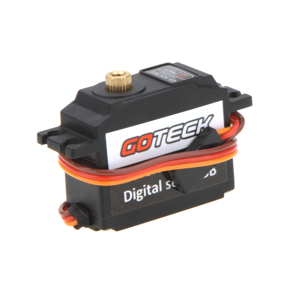 Goteck9257MG Metal Gear RC Servo for Align Trex 450 500 Helicopter Plane W