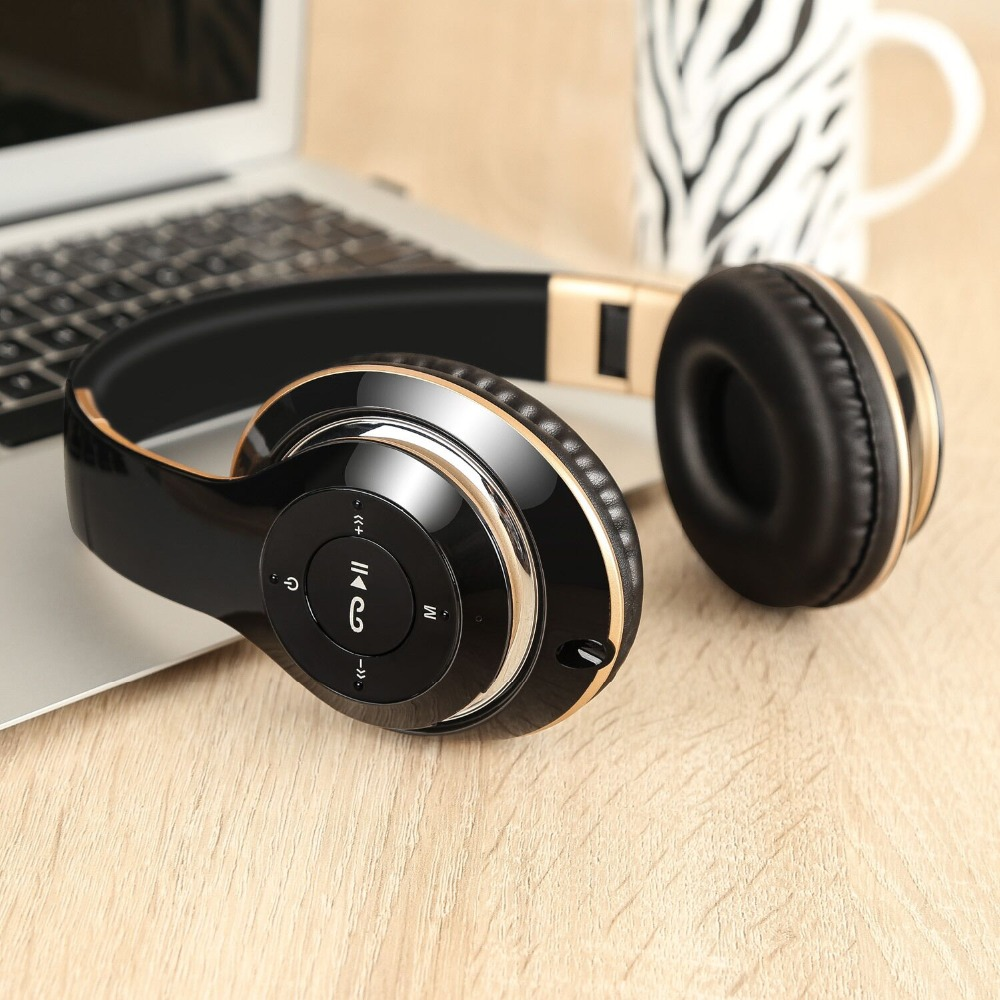 ФОТО BT-09 Bluetooth Earphones Headset for mobile phone laptop tv wireless headset