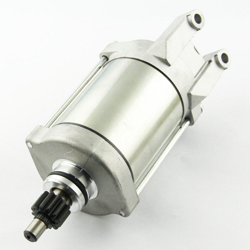 Yamaha 660 Raptor YFM660 YFM 660R 2001 01 electric starter starting motor gear