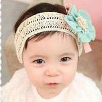 Kids Baby Girl Toddler Cute Flower Headband Hair Band Headwear Accessories Bow
