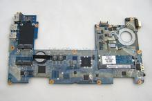 Original laptop Motherboard For hp MIN210 608951-001 DANM6DMB6D0 for intel N455 cpu with integrated graphics card DDR3