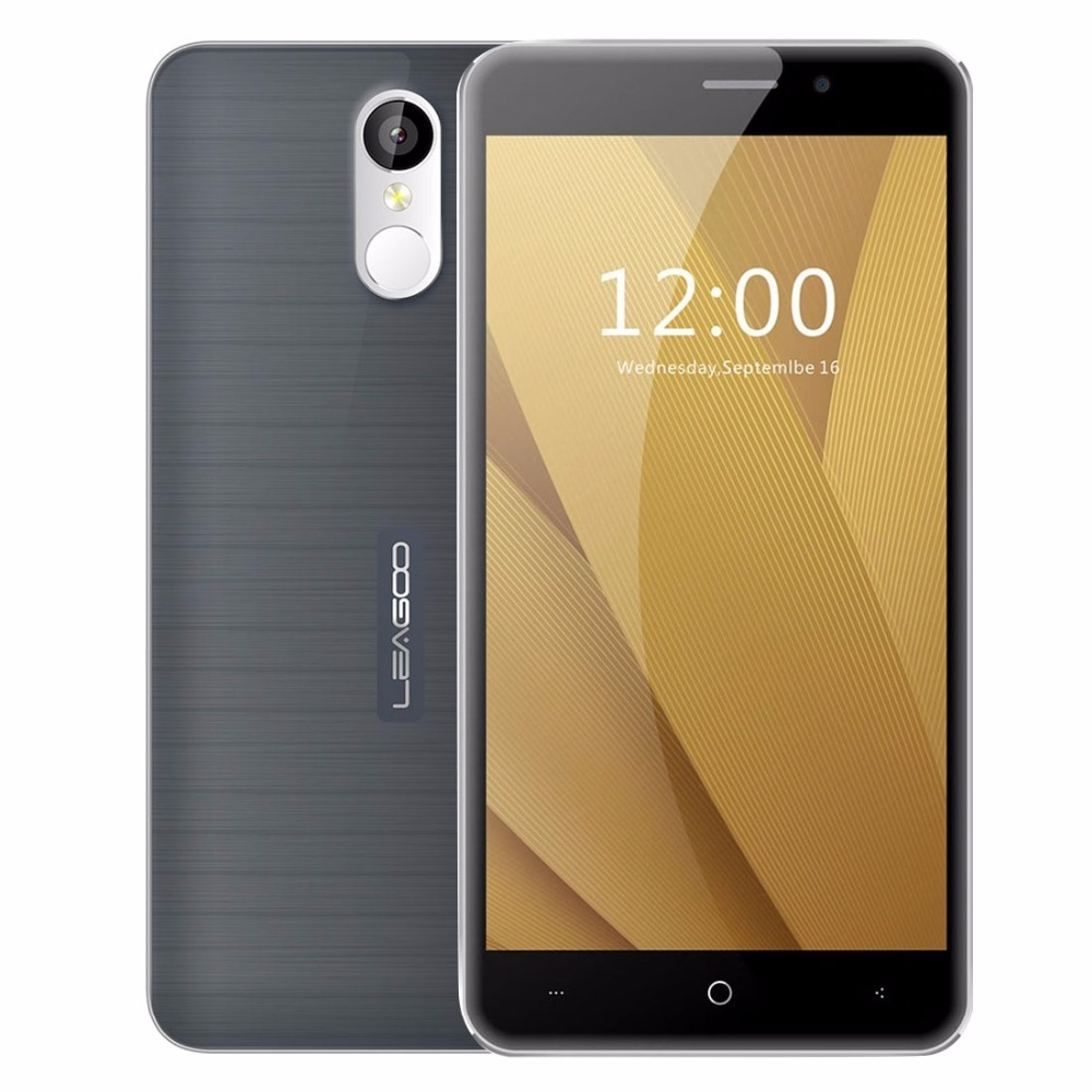 Original Leagoo M5 Plus 5 5 Android 6 0 Smartphone MTK6737 Quad Core Mobile Phone 2GB