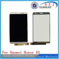 New For Huawei Honor X2 MediaPad X2 GEM 703L LCD Display + Touch Screen Digitizer Glass Sensor Assembly Free Shipping