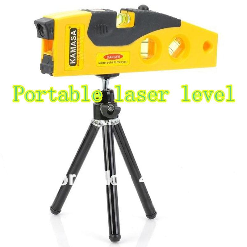 Laser font b Measure b font Tool Level With Tripod Laser Vertical Line Level font b