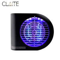 CLAITE LED Electric Mosquito Killer Lamp Insect Pest Mosquito Trap Light Mute Safe Energy saving Mosquito Repellent UV Lamp