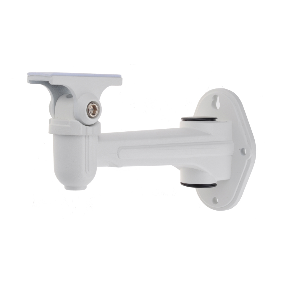 GADINAN CCTV Bracket Indoor Outdoor Aluminum Wall Mount Bracket Suit for Bullet CCTV IP Camera Bracket cctv bracket ds 1212zj indoor outdoor wall mount bracket suit for bullet camera s bracket ip camera bracket