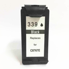1PK C9504EE Compatible Black Ink Cartridge For HP339