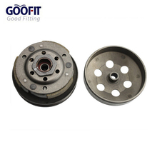 GOOFIT Complete Clutch Assembly 50cc 60cc 80cc Gy6 Qmb139 Engines Parts Scooter Moped K075 006