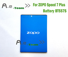 ZOPO Speed 7 Plus Battery BT557S 100 NEW 3000mAh Li ion backup Battery for ZOPO Speed