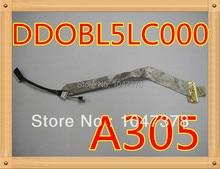 Оригинал для toshiba a300/a305/a300d/a305d dd0bl5lc000 ноутбук, жк-кабели