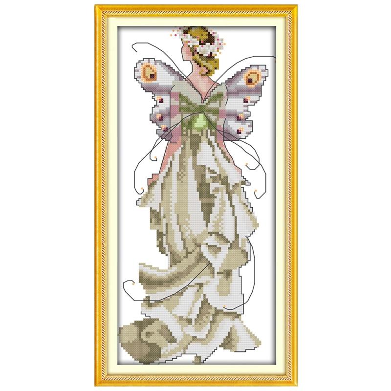 ღ Ƹ̵̡Ӝ̵̨̄Ʒ ღEl ángel de la flor patrones contados puntada de Cruz ...