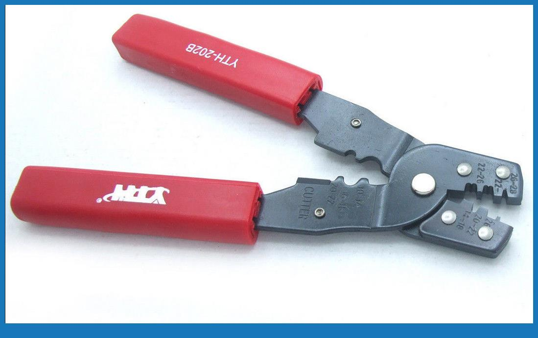 14 18 22 26 20 22 26 28 crimping Clamp tools WIRE PLIERS NON ...