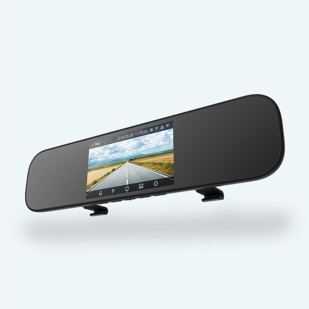 Xiaomi Mijia Rear View Mirror Car Camera Smart Camera 1080P HD IPS Screen IMX323 Image Sensor Driving Recorder for Car image