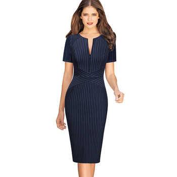 Vfemage Dresses Blue Short Sleeve