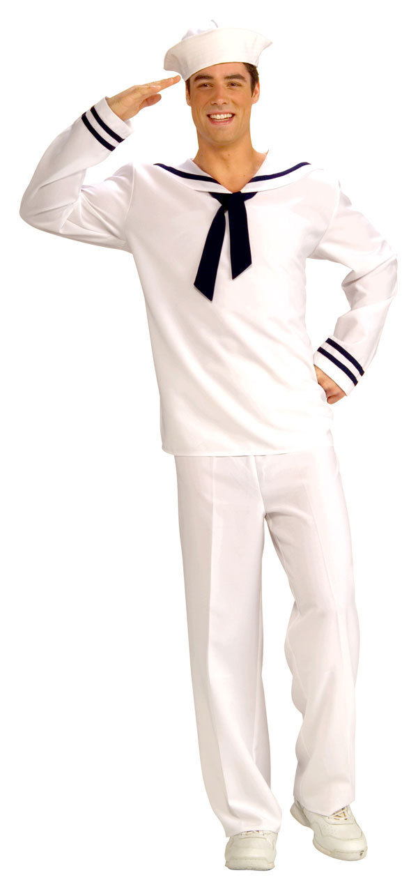 Novelties Menu0027s Anchors Aweigh Sailor Costume Halloween Sailor Costume For Men-in Sexy Costumes from Novelty u0026 Special Use on Aliexpress.com | Alibaba Group  sc 1 st  AliExpress.com & Novelties Menu0027s Anchors Aweigh Sailor Costume Halloween Sailor ...
