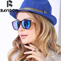 BAVIRON Brand Luxury Sunglasses Woman HD Polarized Glasses Retro Classic Designer TR90 Frame Sunwear UV400 Quality Eyewear 2004