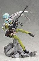Hot Game Anime Sword Art Online Series Phantom Bullet GGO Asada Shino / Sinon Sniper Rifle Cool 20CM Figure Toys New Box