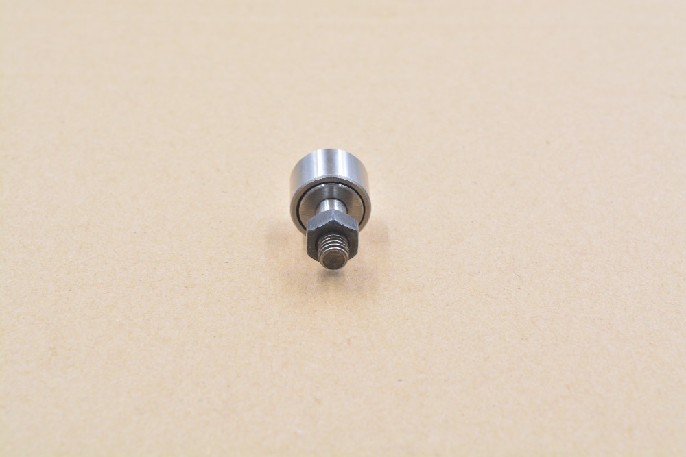 Fevas 10pcs//lot KR16 CF6 Track Needle Bearing Stud Type Cam Follower Bearings 6mm Shaft