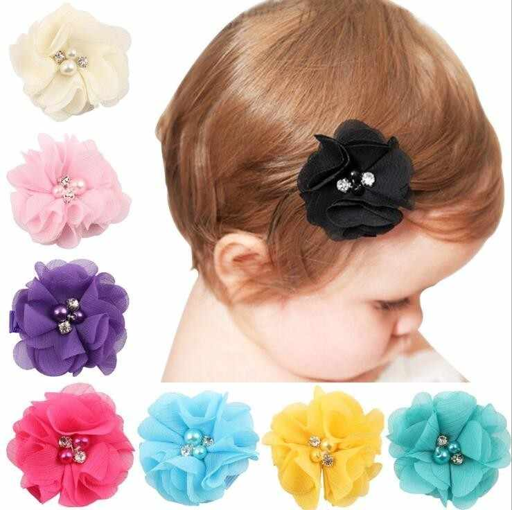 baby girl headband Infant hair accessories clothes band clips hairpins newborn Headwear tiara headwrap hairband flower Toddlers