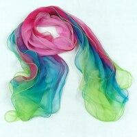 Fashion Hot Sale 100 Silk Big Scarf