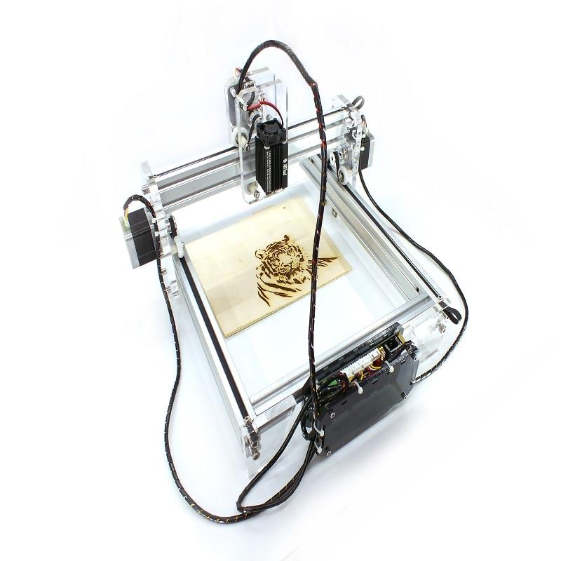 GRBL control DIY mini CNC router laser engraving cutting machine 2125 for pcb pvc etc