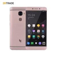 Original Letv LeEco Le 2 Pro X625 Helio X25 CPU 4GB RAM 32GB ROM 4G LTE Mobile Phone Android 6.0 5.5 FHD 21.0MP Fingrprint ID
