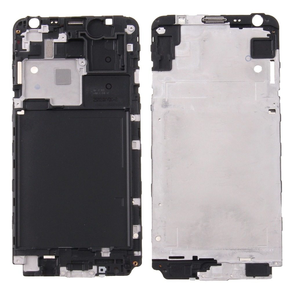 Front Housing LCD Frame Bezel Plate for Galaxy J7 / J700