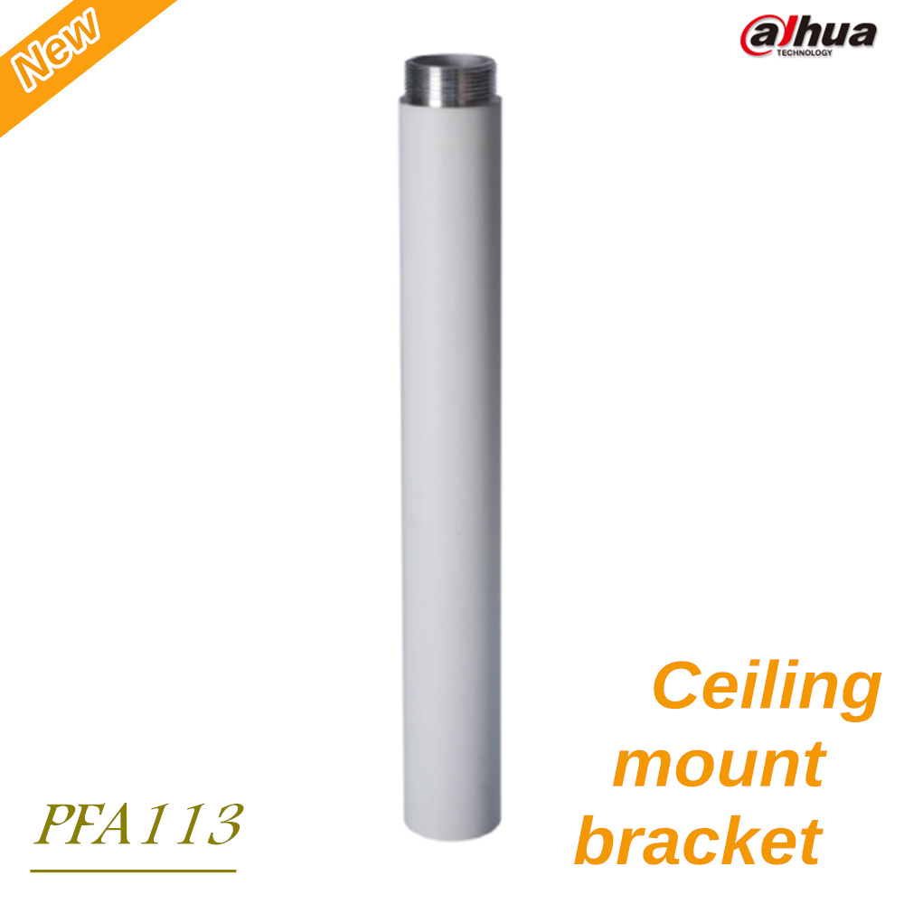 100% Original DAHUA Ceiling mount bracket PFA113 IP Camera Brackets CCTV Bracket Stands 100% original dahua mount adapter pfa110 ip camera bracket