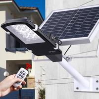 LED Solar Light Outdoor Waterproof High Brightness Solar Street Light Home Garden Courtyard Lamp Dropship 6.19