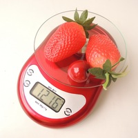 5kg X 1g Cooking Tools Electronic Scales For Food Die Balance Of Kitchen Scale 1g 5kg