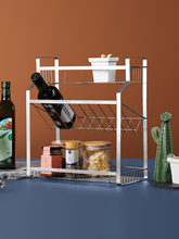 2019 New Arrival None Metal Racks & Holders Stainless Steel Condiments For Kitchen Shelves