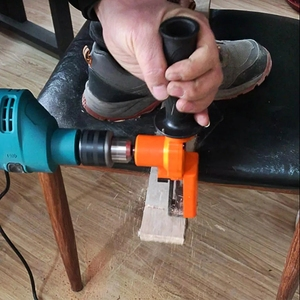 Image 5 - ALLSOME Reciprocating Saw Attachment Adapter Change Electric Drill Into Reciprocating Saw for Wood Metal Cutting HT2611