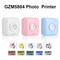 Portable Bluetooth Wireless Photo Picture Printer Pocket PeriPage A6 Mini Thermal Printing USB Connection Impresoras Fotos