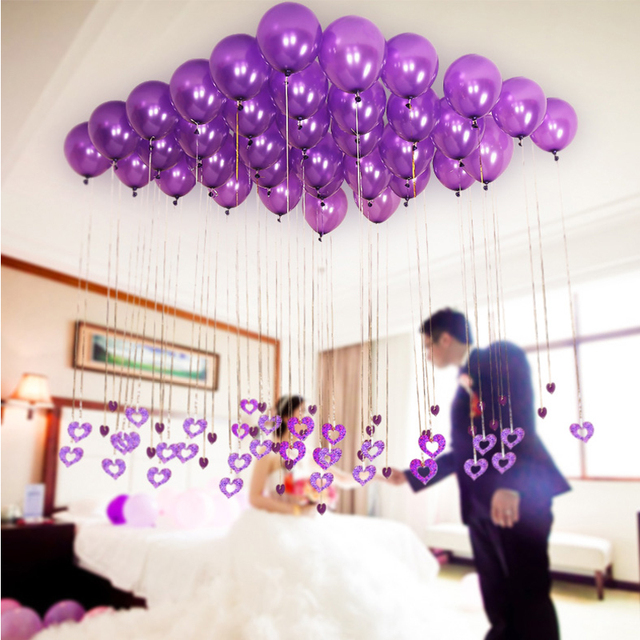 2 2g Pearlite Latex Balloons Wedding Decorations Event Party