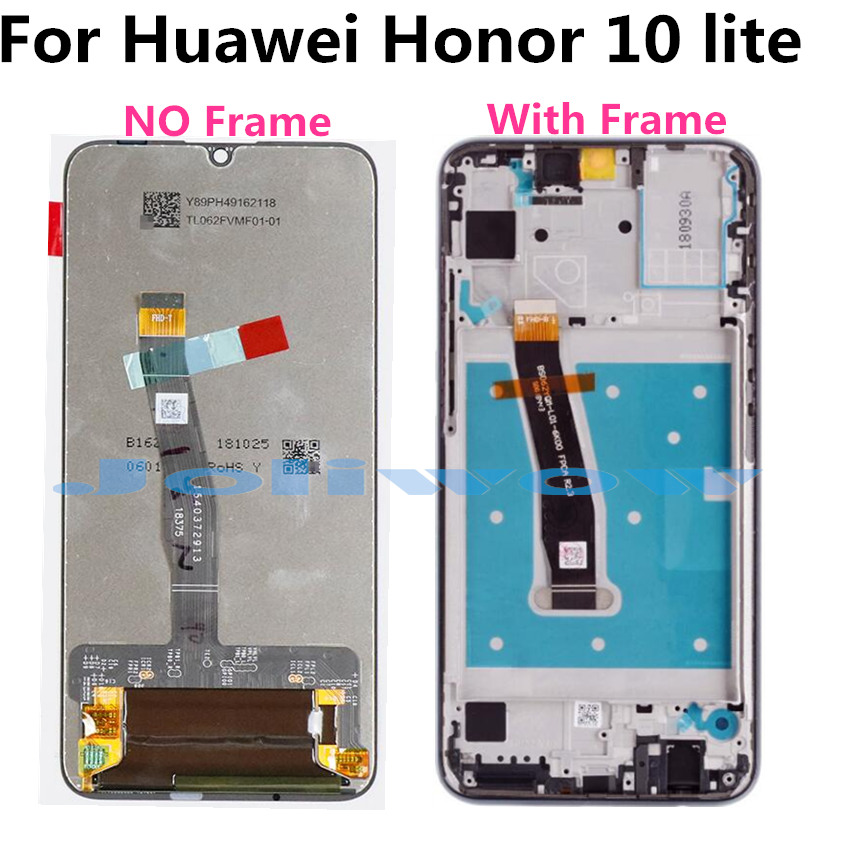 6.21 FOR Honor 10 Lite LCD Display Touch Screen Digitizer Assembly For Huawei Honor10 Lite Display HRY-LX1 Black6.21 FOR Honor 10 Lite LCD Display Touch Screen Digitizer Assembly For Huawei Honor10 Lite Display HRY-LX1 Black