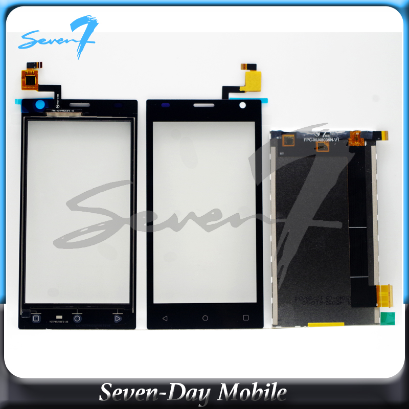For <font><b>Prestigio</b></font> Wize O3 PSP3458 PSP <font><b>3458</b></font> DUO LCD Display Touch Screen Glass Panel Digitizer image