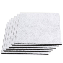 10Pcs/Lot Vacuum Cleaner HEPA Filter for Philips Electrolux Replacement Motor filter cotton filter wind air inlet outlet fIlte недорого