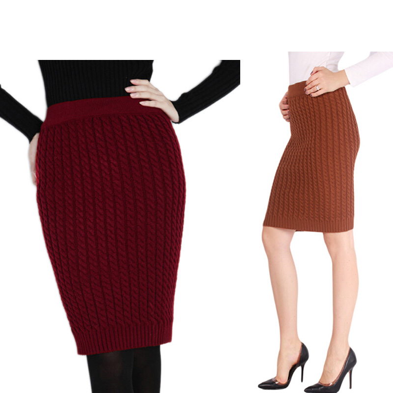 Popular Cable Knit Skirt-Buy Cheap Cable Knit Skirt lots from ...