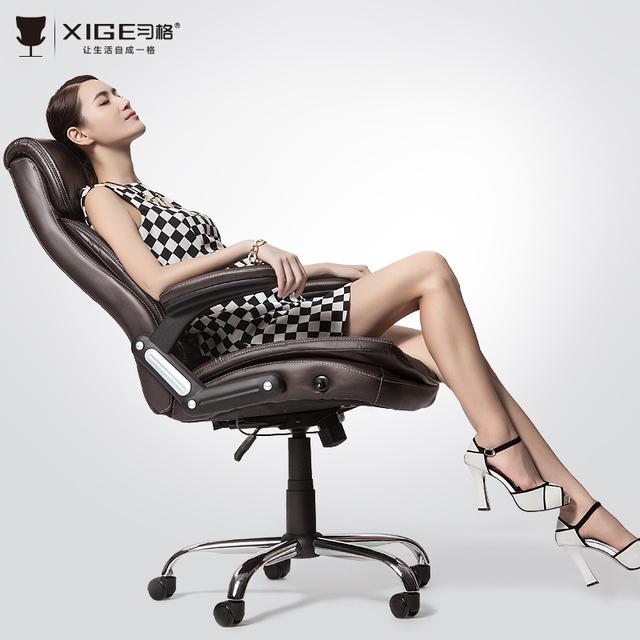 XIGE Dupla Espessamento Escritório Em Casa Cadeira do Computador Cadeira do Lazer