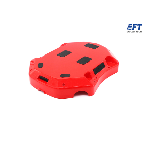 EFT E410 spare parts for 1300mm Wheelbase waterproof agricultural spraying drone Components parts 35mm Carbon Fiber Arm