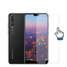 2pcs Tempered Glass Huawei P20 Screen Protector Anti-brust Film HATOLY