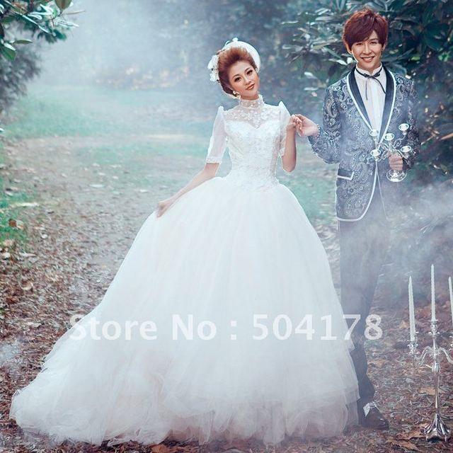 2012 Sexy Short Wedding Dresses