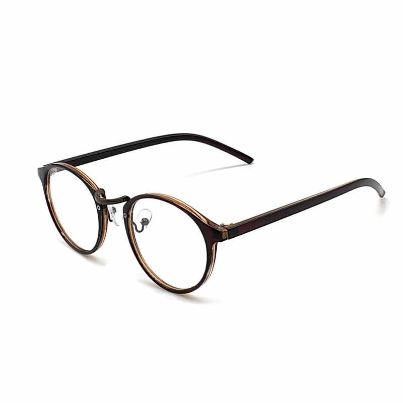 a405609371 ... Anti Blue Ray Computer Glasses Men Women Transparent Eyeglasses Fashion  Spectacle Frame Round Oculos De Grau ...