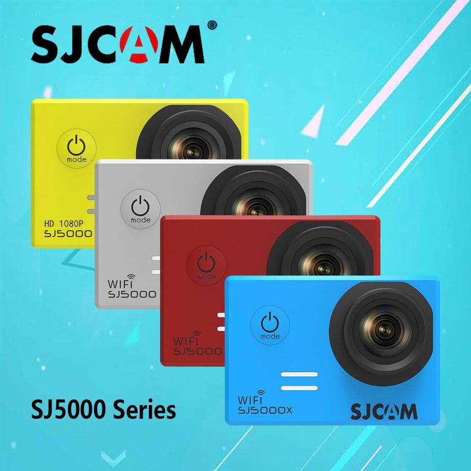Sport & Action-videokameras Liberal Sjcam Sj5000 Serie Sj5000 & Sj5000 Wifi & Sj5000 Action Kamera Hd 1080 P Kamera Tauchen Wasserdichte Unterwasser-sport Cam