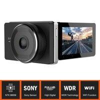 Original SJCAM M30 Smart Car DVR 1080P Full HD 140 Degree Wifi SJDASH Car Dash Camera