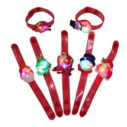 Детские часы с героями мультфильмов, светодиодные светящиеся часы для мальчиков и девочек на Хэллоуин, Рождественский детский браслет