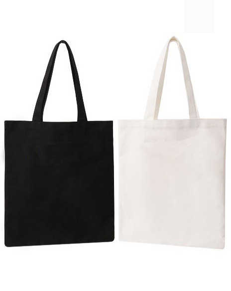 ac93d4284a40 10 pieces/lot Custom Nature Cotton Tote Bag,Reusable Cotton Shopper ...