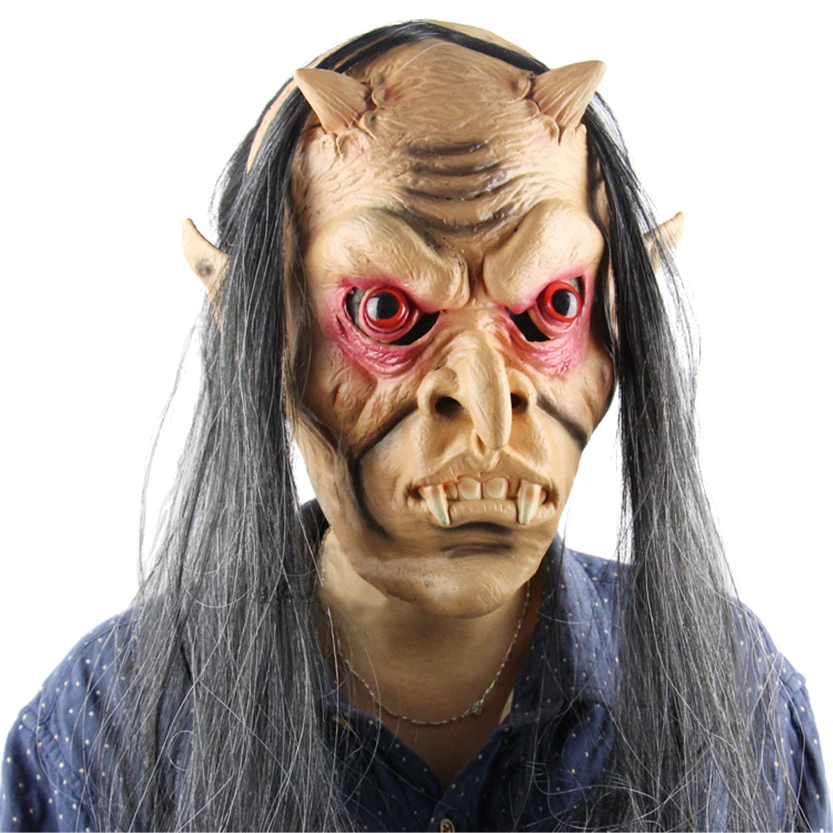 Online Get Cheap Long Hair Mask Devil -Aliexpress.com | Alibaba Group