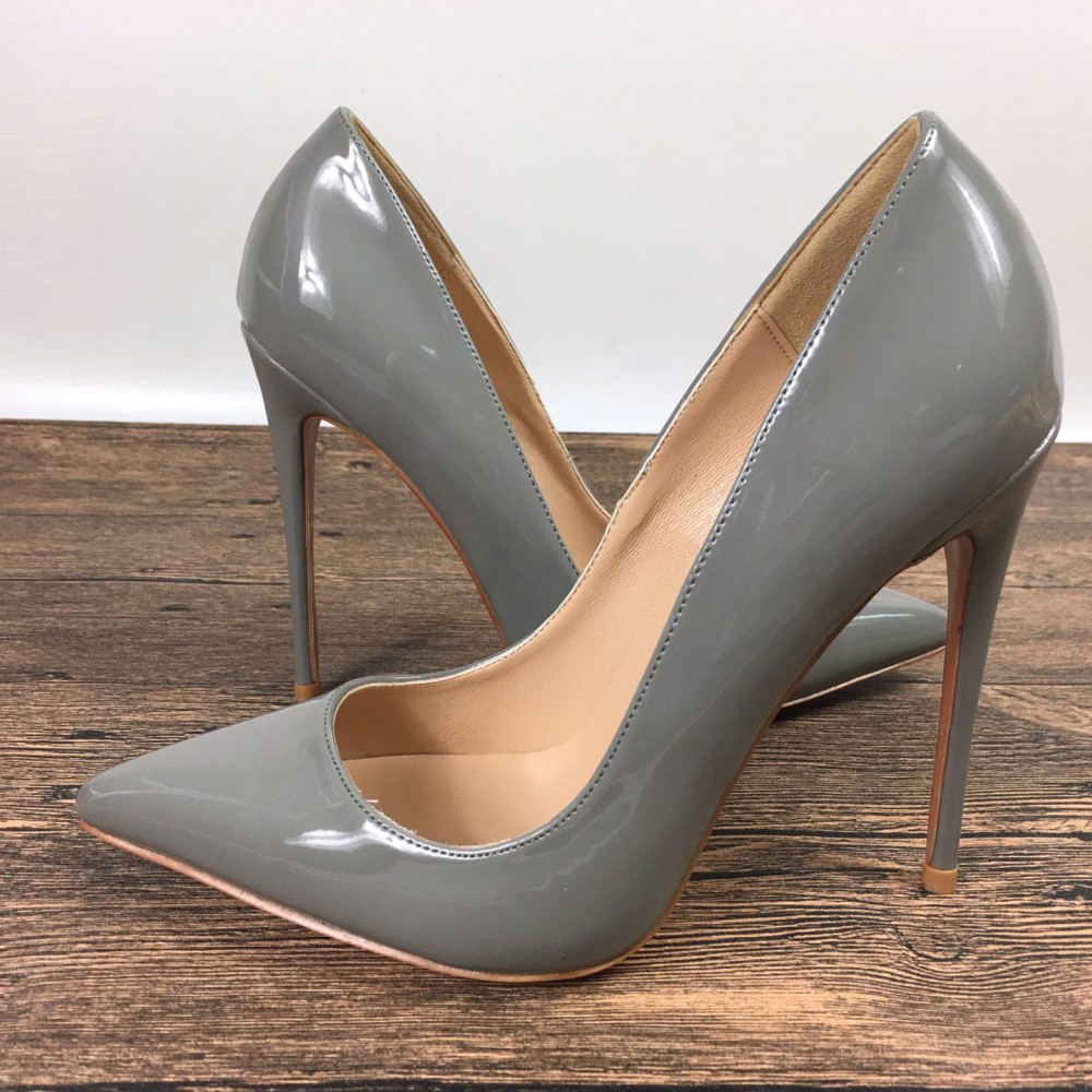 71ba36c0d7 Buy gray heels and get free shipping on AliExpress.com